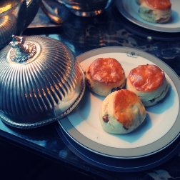 The Wolseley, Cream Tea 下午茶