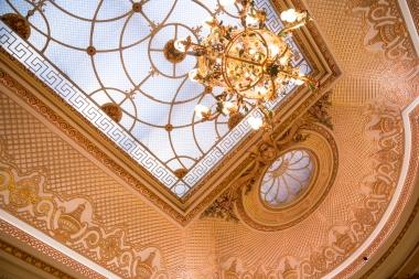 Ritz Hotel London 的金碧輝煌